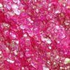 Aphrodite Chunky Glittermix, glitter kopen