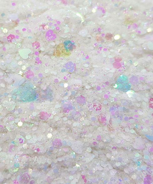 Rainbow Lovers Chunky Glittermix, festival glitter kopen cadeau