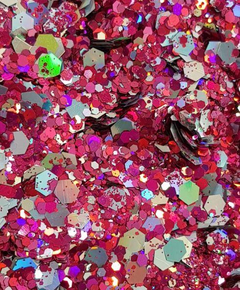 Sweet Pandemonium Super Chunky Glittermix, festival glitter kopen