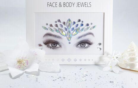 Aurora Face Jewels