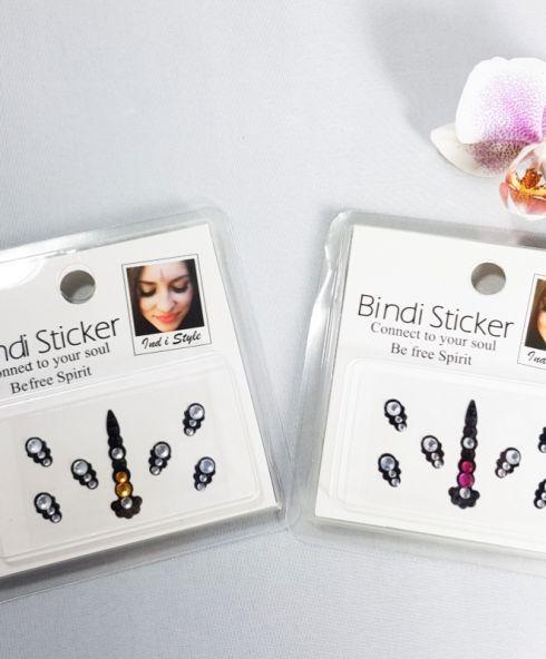Bindi Face Jewels, zelfklevende glitter steentjes kopen