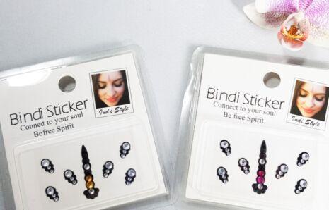 Bindi Face Jewels