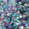 Dark Side Of The Moon Glittermix, cosmetische glitter gezicht festival make up kopen