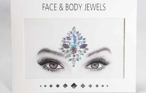 Luna Goddess Face Jewels