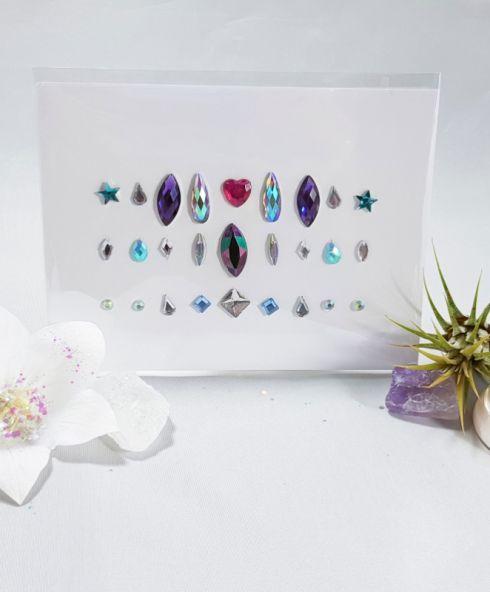 Mystical Mix & Match Face Jewels, glittersteentjes kopen gezicht