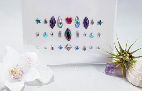 Mystical Mix & Match Face Jewels
