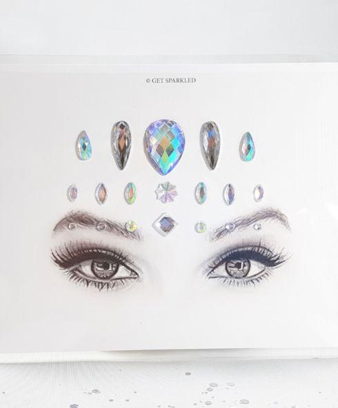 Pixie Mix & Match Face Jewels