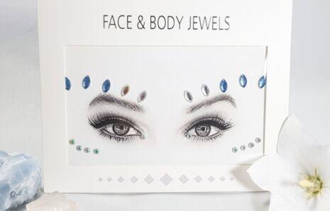 Moon Shine Face Jewels