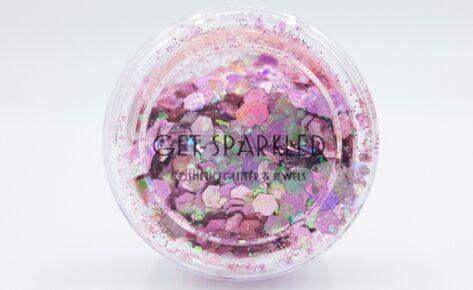 Pink Panter Chunky Glittermix