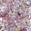 Pink Panter Chunky Glittermix, Roze Prinsessen glitters voor kinderfeest of festival, kopen