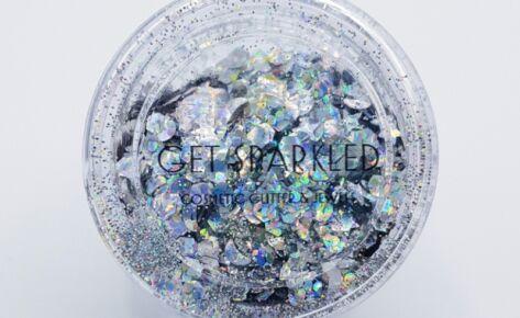 Moondust Biocompostable Glittermix