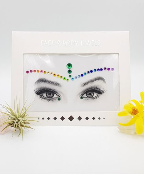 Pride Face Jewels, gaypride outfit kopen