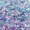 Galaxy of Dreams Chunky Glittermix, waterproof festival make up kopen