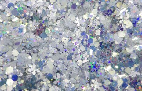 Ice Ice Baby Chunky Glittermix