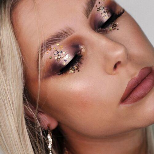 Capelle Golden Star Glitter