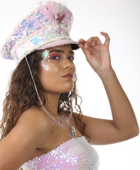 Holografische sterren glitter bestel je voor jouw volgende festival in onze webshop!
