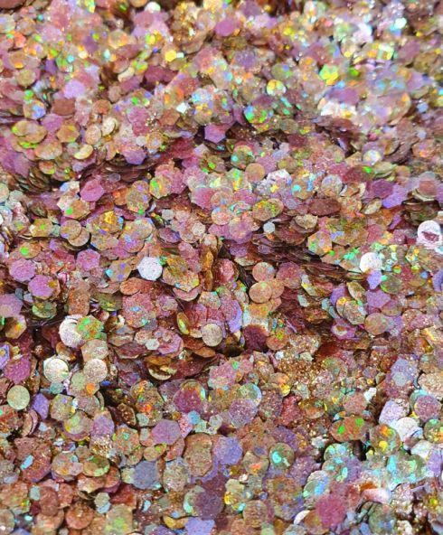 Carma Carnelian Biocompostable Glittermix, Bioglitter kopen
