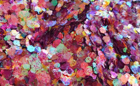 Love Spark Chunky Glittermix