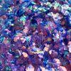 Magical Milky Way Chunky Glittermix, glitter kopen voor festival