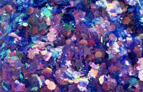 Magical Milky Way Super Chunky Glittermix