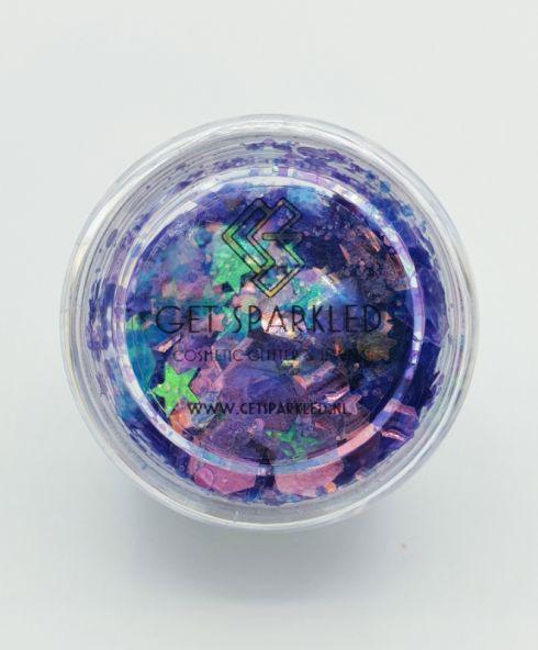 Magical Milky Way Chunky Glittermix, glitter kopen