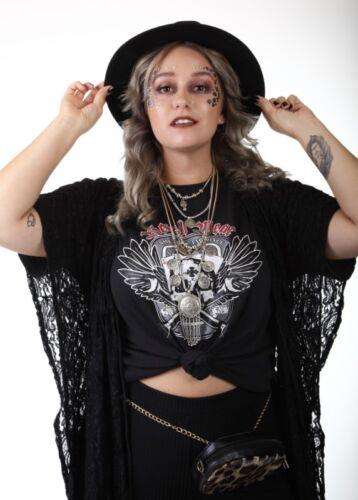 Festival Fashion Grunge outfit voor Pop en Rock evenementen