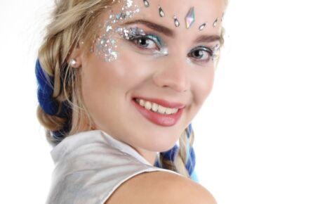 Shiny Unicorn Mix & Match Face Jewels