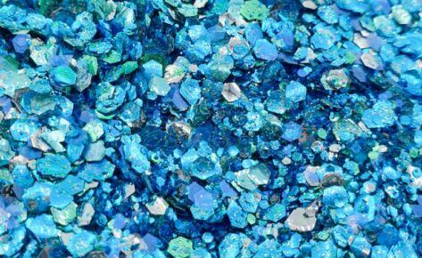 Amazing Amazonite Biodegradable SPARKLE Glittermix