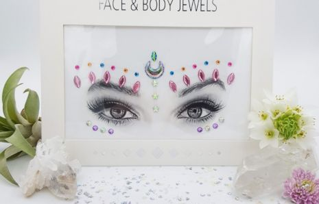 La Luna Face Jewels