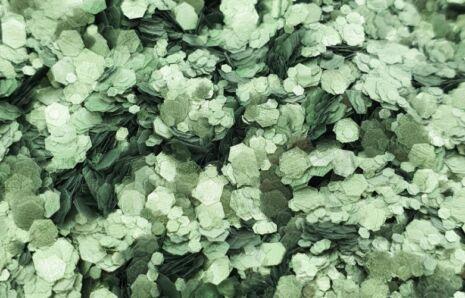 Mysterious Moldavite Biodegradable PURE Glittermix