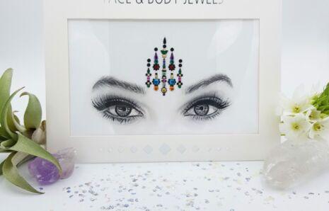 Mystic Rainbow Warrior Jewels