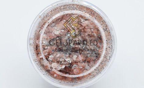 Rose Quartz Biodegradable SPARKLE Glittermix