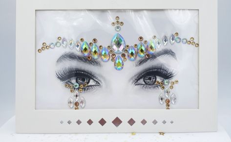 From Dusk Till Dawn Face Jewels